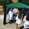 Ospedale pediatrico di Bari, giochi all'aperto per i bimbi in attesa delle visite