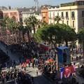 In 40mila a Bari per la visita di Papa Francesco