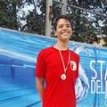 Nuoto, Andrea Pasculli conquista due volte il podio