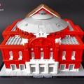 """""""Giornata Internazionale del Teatro """", il Petruzzelli di Bari diventa un set Lego di 1.700 pezzi"""