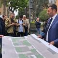 Bari, al via la riqualificazione di piazzetta dei Papi nel Municipio II. Interventi conclusi in 4 mesi