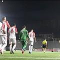 Cross di Mallamo, goal di Simeri. Il Bari piega il Picerno: 0-1 al Viviani