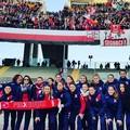 """""""Un calcio alla violenza"""", in piazza Ferrarese un torneo con le giocatrici della Pink"""