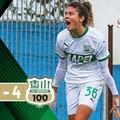 Serie A femminile, la Pink Bari illude: 2-4 del Sassuolo in rimonta