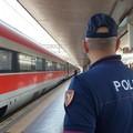 Bari, danneggiano i sedili di un treno: tre ragazzi denunciati dalla Polfer