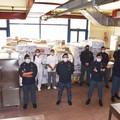 Bari, poliziotti devolvono in beneficenza generi alimentari e 25mila euro in buoni pasto