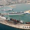 Al porto di Bari disinfezione straordinaria dei terminal