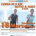 Bari, domani si corre Rundays sul lungomare Starita