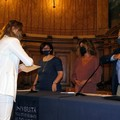 """Terza edizione dei  """"Premi di laurea Granoro """": premiati 10 laureati dell'Università di Bari"""