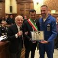 Bari San Nicola Airshow, il saluto del sindaco ai componenti delle Frecce tricolori