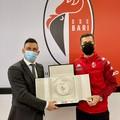 SSC Bari, Antenucci premiato come miglior marcatore della serie C 2019/2020