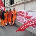 Senza stipendio da 4 mesi, protestano i dipendenti F.D. Costruzioni a Bari