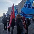 Mercatone Uno, lavoratori in presidio davanti alla sede della Regione Puglia