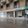 Incendio distrugge  il supermercato Primoprezzo a Japigia - LE FOTO