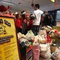 Bari, nelle scuole di Japigia la raccolta alimentare degli studenti. I prodotti donati a InConTra