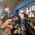 Salvini a Bari: «Prima pensiamo alla Puglia poi ai nomi»