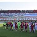 Perrotta salva il Bari, con la Reggina è 1-1. Resta tutto invariato in vetta