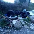 Carbonara, materiali tossici abbandonati in via Giardinelli