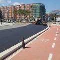 Nuovo asfalto in via Re David. La rotatoria di San Marcello completata a giorni