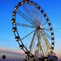 Torna la ruota panoramica sul lungomare di Bari. Inaugurazione il 15 novembre
