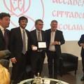 David Sassoli nominato presidente onorario dell'Accademia Cittadella Nicolaiana