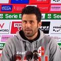 Fabio Grosso suona la carica: «Domani voglio la stessa determinazione vista contro il Frosinone»