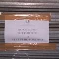 Mercato Don Bosco, box occupati da abusivi sequestrati dalla Polizia