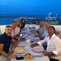 Puglia meta dei vip, Marco Van Basten a cena a Savelletri