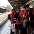 SSC Bari, al via il ritiro a Bedollo. La partenza dalla stazione centrale