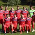 SSC Bari, tutto facile nella seconda amichevole stagionale: 11-0 al Pinè