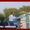 """La  """"migrazione dei rifiuti """" arriva anche a Monopoli, il sindaco: «Obiettivo eliminare bidoni»"""