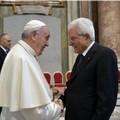 Anche Mattarella a Bari per la messa del papa il 23 febbraio