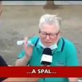 """Un tifoso del Bari finisce su Striscia la notizia:  """"Se vinciamo a Spal... """""""
