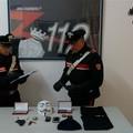 Droga e armi a Bari, arrestati due giovani nella notte
