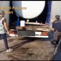 Altamura, sequestrati 10mila litri di carburante di contrabbando. Una denuncia