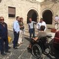 """Piazza Chiurlia a misura di disabile? Galasso:  """"Ci stiamo lavorando, i fondi ci sono """""""