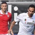 Spezia-Bari 1-0, biancorossi beffati. I liguri la vincono in 10
