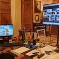 """Città metropolitana di Bari, Decaro istituisce la  """"stanza virtuale """" con i 41 sindaci"""