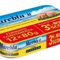 Rischio microbiologico, ritirato il tonno Mareblu
