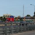 Investito sulla tangenziale di Bari, muore un pedone. Traffico paralizzato