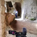 Sky a caccia dei borghi più belli, una troupe gira a Gravina in Puglia