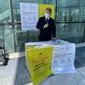 «Il giorno di Pasqua mi incatenerò ai cancelli della Regione Puglia», la protesta choc del consigliere Tutolo