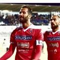 Di Cesare fa 100 presenze con il Bari: «Grande soddisfazione. Con Paparesta il momento più duro»