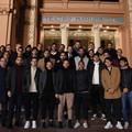 SSC Bari, visita alla mostra di Van Gogh e cena di Natale per squadra e staff
