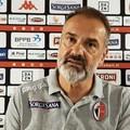 """Reggiana-Bari, la vigilia di Vivarini: «Questa è  """"la partita """". Sentiamo la responsabilità»"""