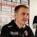 Verso Reggina-Bari, Vivarini: «Obiettivo vincere. Di Cesare? Si è allenato»
