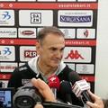 Casertana-Bari 0-3, Vivarini: «Prendiamo coscienza dei nostri mezzi». Hamlili: «Contento del goal»