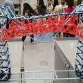 """""""Spaghetti Bridge Competition"""", la pasta da cucina materiale di costruzione"""