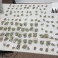 Spaccio di droga e detenzione illegale di munizioni a Bari vecchia. Arrestati madre e figlio