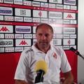 Avellino-Bari 1-0, Cornacchini: «C'è rammarico, non meritavamo di perdere»